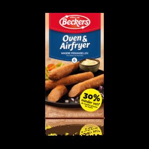 Beckers Oven Frikandellen (30% minder vet)